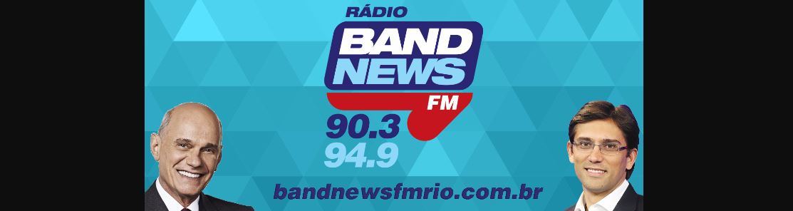 Rádio BAND NEWS / AO VIVO / 90.3 Online